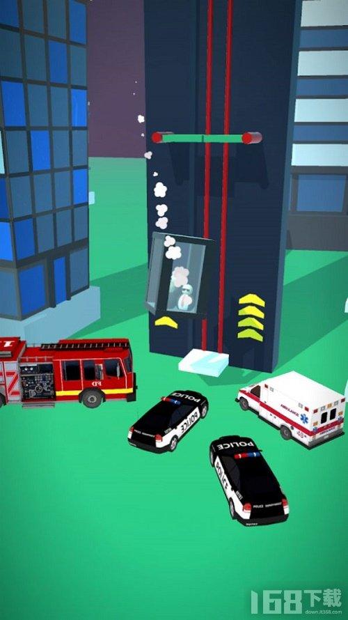 电梯救援模拟器