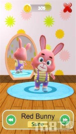 会唱歌的兔子