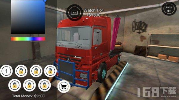 货车模拟器2021