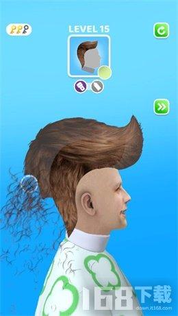 一起剪头发