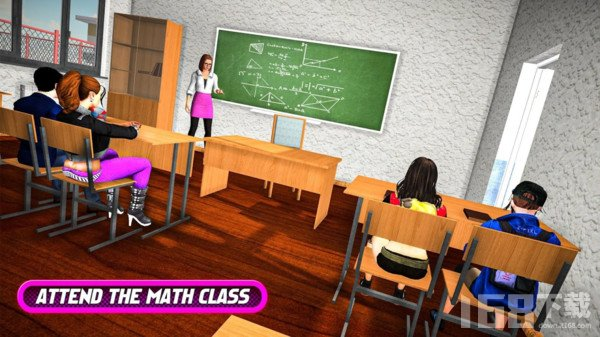 女子校生模拟器