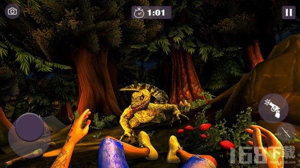 恐怖蜥蜴人模拟器