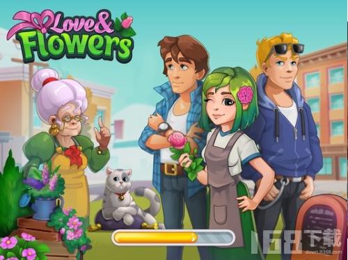 爱与花游戏