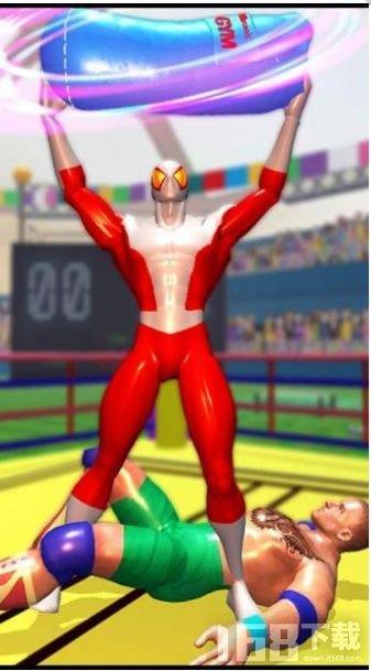 超级英雄格斗擂台