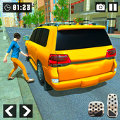 出租车司机驾驶