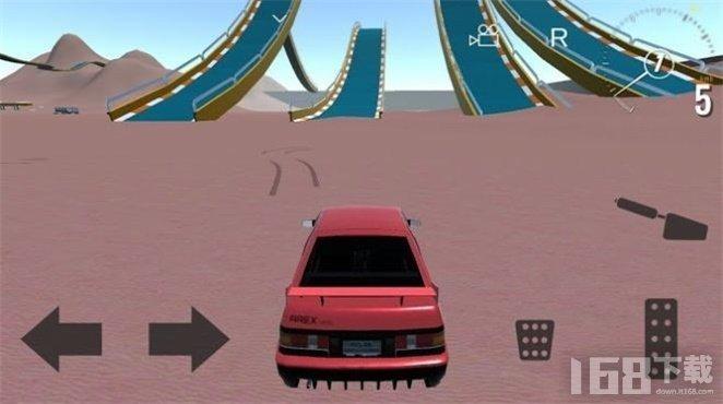 碰撞测试模拟器2