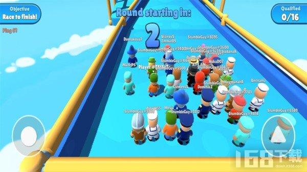 玩具人方块淘汰赛