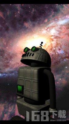 机器人太空旅行