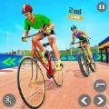 BMX自行车骑士
