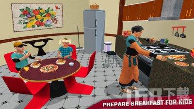 奶奶家庭模拟器