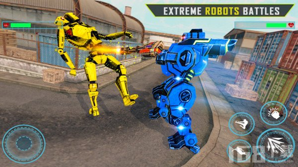 机器人格斗2021