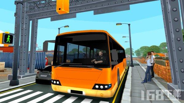 印度巴士模拟器