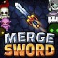 投掷合并剑