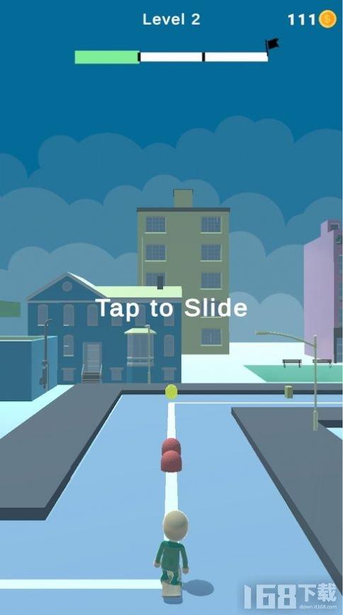 滑板乐趣3D