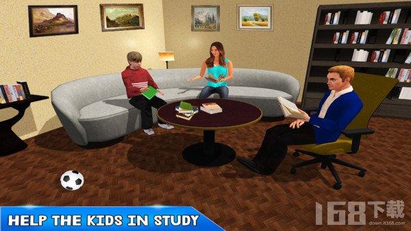 继父家庭模拟器
