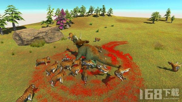 动物起义战争模拟器