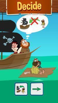 拯救海盗的选择
