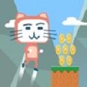 萌宠猫咪吃金币