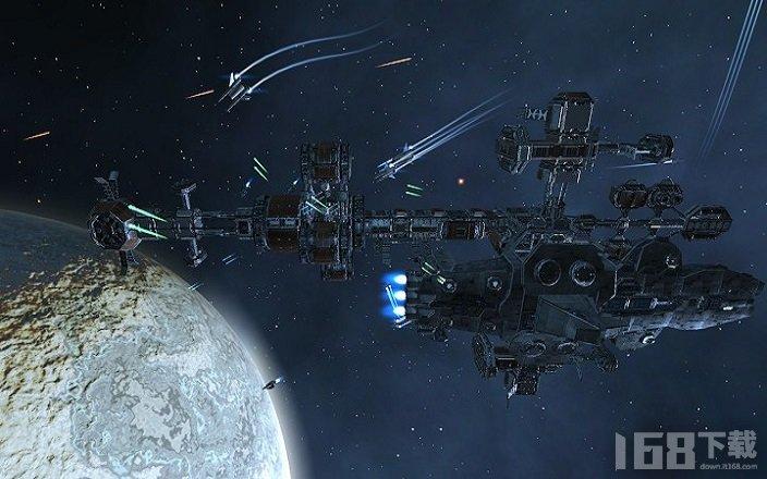 加农计划太空战机