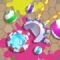 彩色泡泡球