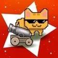 猫咪大炮游戏