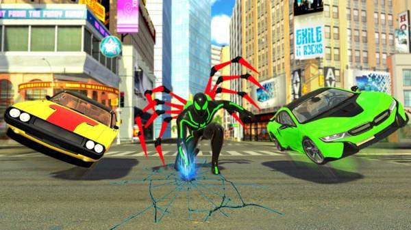 绳索蜘蛛侠2021