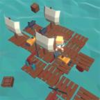 木筏生存战争