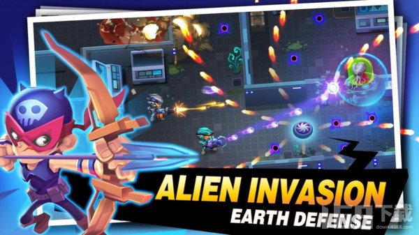 外星人入侵大作战