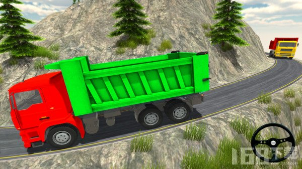 卡车模拟器货运
