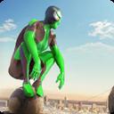 蜘蛛侠绳索英雄绿超人
