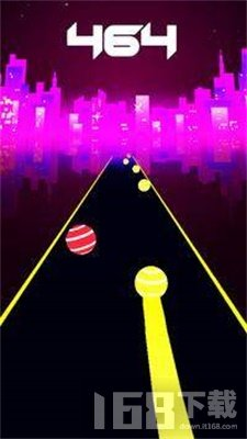 EDM音乐跳舞球