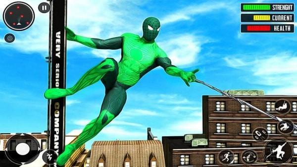 蜘蛛侠之绳索英雄