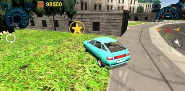 俄罗斯飙车模拟器
