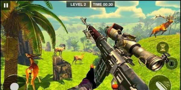 2021狙击鹿3D
