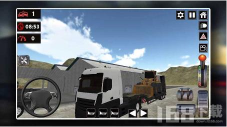 重型货物模拟器