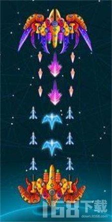 太空星无限射击
