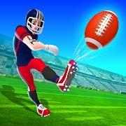 美式足球突击
