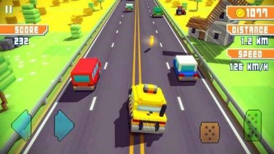 方块高速公路