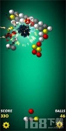儿童磁力球2