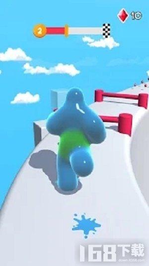 果冻人快跑3D