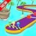 人类海滩淘汰赛游戏