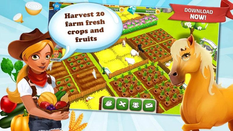 我的免费农场2