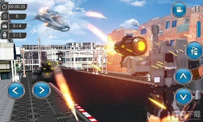 超级机甲变形战士