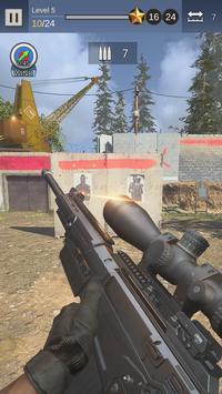 枪狙击目标