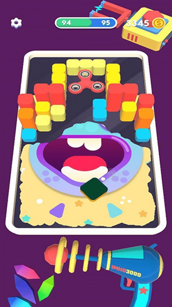 弹射桌球3D