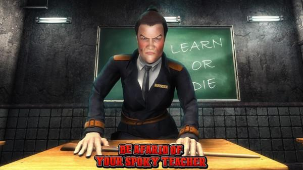 恐怖数学老师模拟器