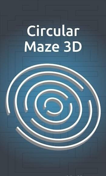 环形迷宫3D