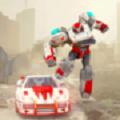 金属机器人2