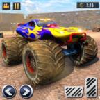 怪物卡车撞车挑战