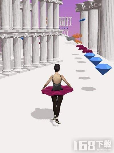 ballet run